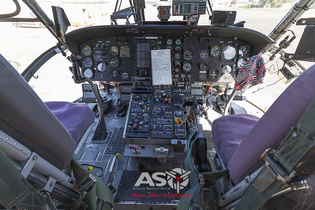 S-46E Cockpit