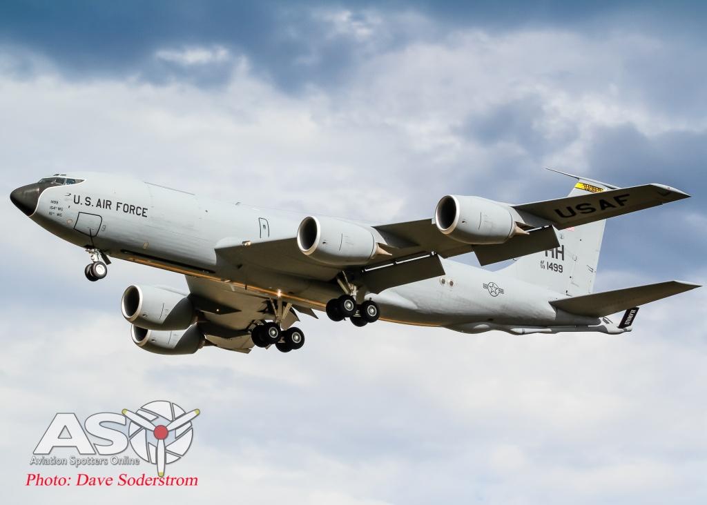KC-135R USAF Avalon 2015 (1 of 1)