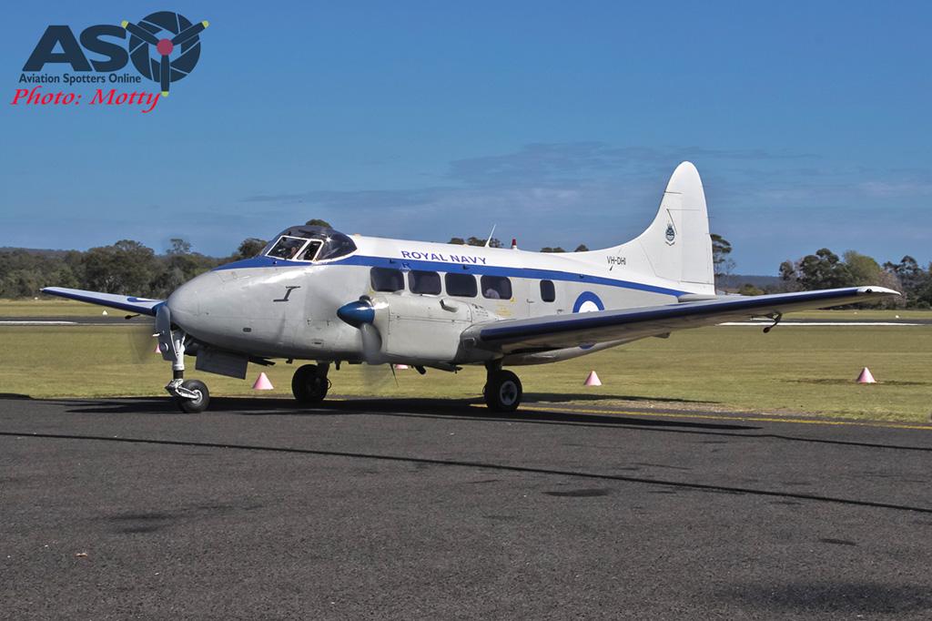 Mottys AWAL Kingaroy 2015 DH Dove VH-DHI 0040