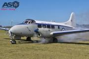 Mottys AWAL Kingaroy 2015 DH Dove VH-DHI 0010