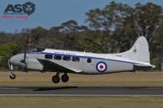 Mottys AWAL Kingaroy 2015 DH Dove VH-DHI 0050