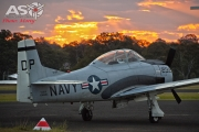 Mottys AWAL Kingaroy 2015 T-28D VH-DPT 0020