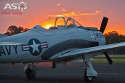 Mottys AWAL Kingaroy 2015 T-28D VH-DPT 0030
