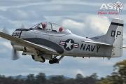 Mottys AWAL Kingaroy 2015 T-28D VH-DPT 0070