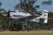Mottys AWAL Kingaroy 2015 T-28D VH-DPT 0110