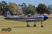 Mottys AWAL Kingaroy 2015 Yak-52 VH-KGV 0050