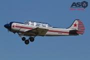 Mottys AWAL Kingaroy 2015 Yak-52 VH-KGV 0060