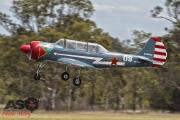 Mottys AWAL Kingaroy 2015 Yak-52 VH-YYC 0010