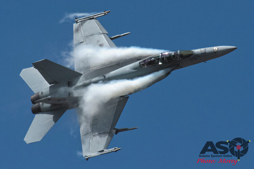 Mottys Williamtown Centenary 1 Practice Day Super Hornet 0050-ASO