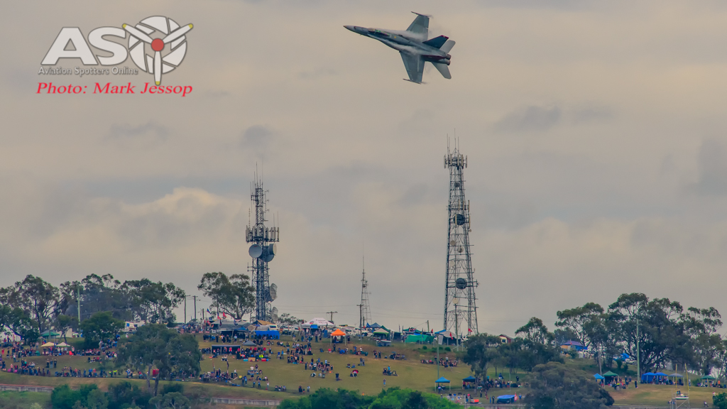 F/A-18A Hornet A21-35 Bathurst 1000 Sunday
