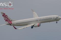VH-VFF Boeing 737-800 Virgin Airlines