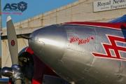 Mottys Beech Adventures Beech-18 VH-BHS 2808 -ASO