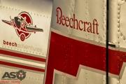 Mottys Beech Adventures Beech-18 VH-BHS 2823 -ASO