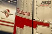 Mottys Beech Adventures Beech-18 VH-BHS 2830 -ASO