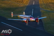 Mottys Beech Adventures Beech-18 VH-BHS 3312 -ASO
