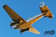Mottys Beech Adventures Beech-18 VH-BHS 3659 -ASO