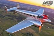Mottys Beech Adventures Beech-18 VH-BHS 4474 -ASO