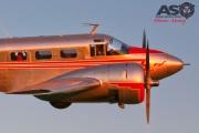 Mottys Beech Adventures Beech-18 VH-BHS 4689 -ASO