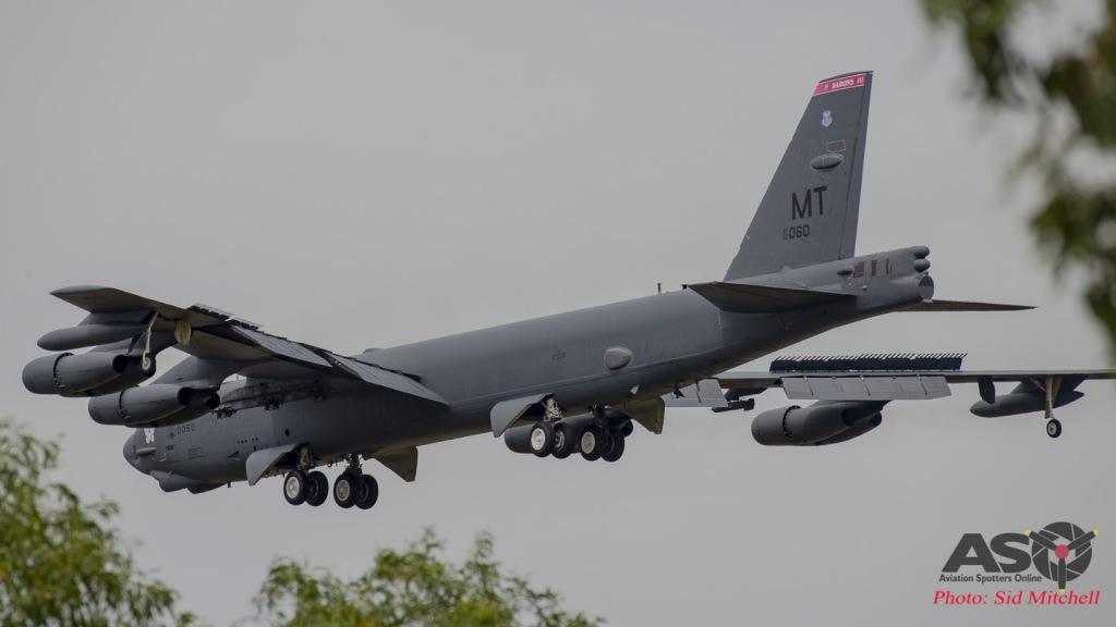 B-52H 60-0060 'Iron Butterfly'