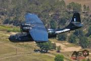 Mottys-HARS Black Catalina Felix VH-PBZ 1151 -001-ASO