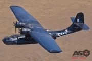 Mottys-HARS Black Catalina Felix VH-PBZ 1443 -001-ASO