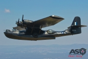 Mottys-HARS Black Catalina Felix VH-PBZ 2095 -001-ASO