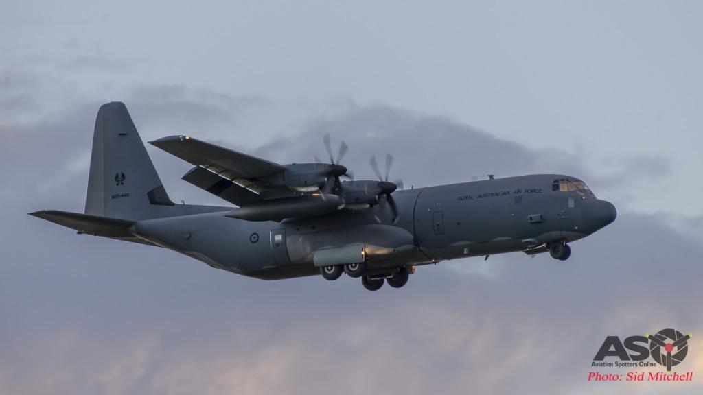 RAAF C-130J A97-440
