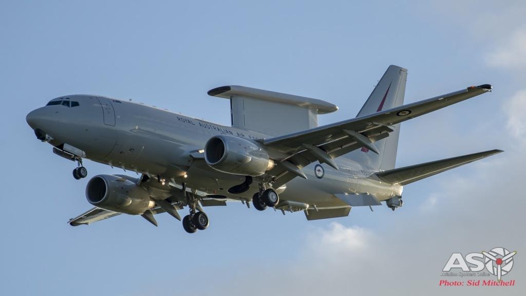 RAAF P-8A Poseidon A47-001