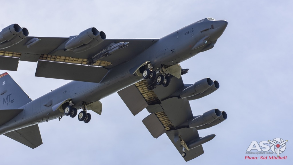 B-52H Witches Brew