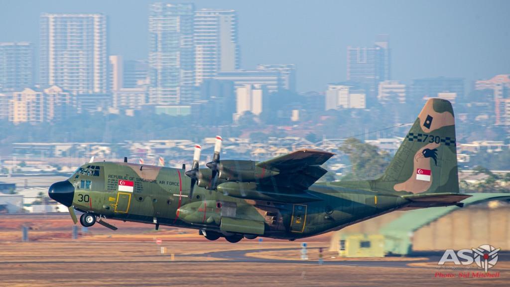 RSAF C-130H