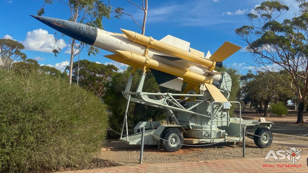 Woomera Missile Park