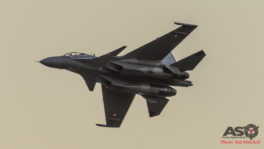 Indian Air Force Su30MKI