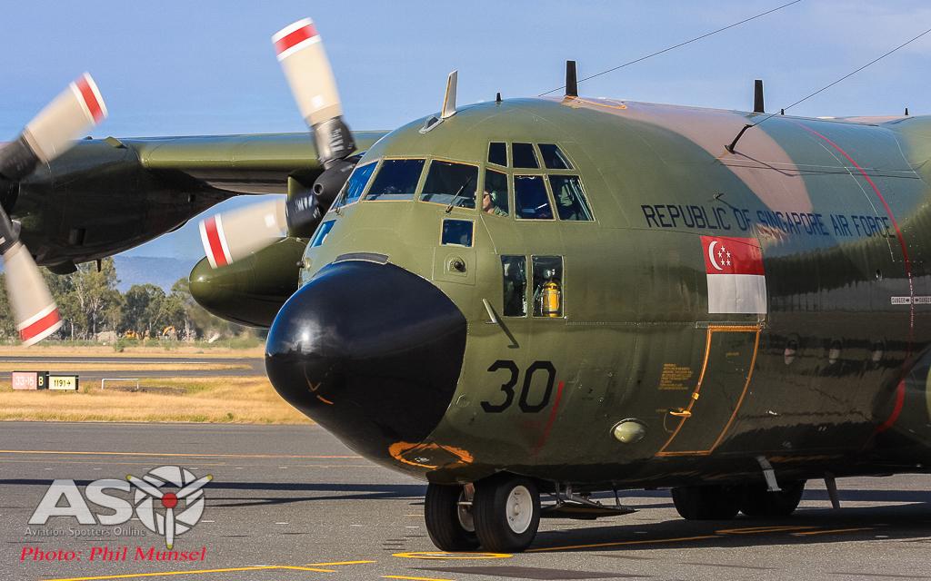 RSAF Lockheed C-130H Hercules