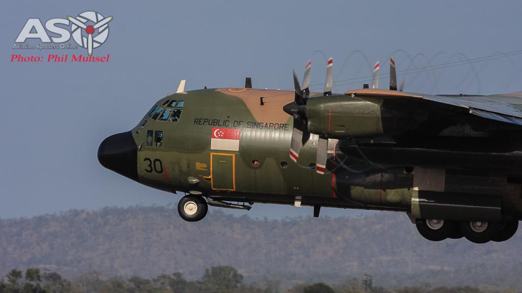 RSAF, Lockheed C-130H Hercules