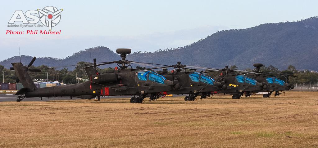 RSAF Boeing AH-64D Apache Longbow