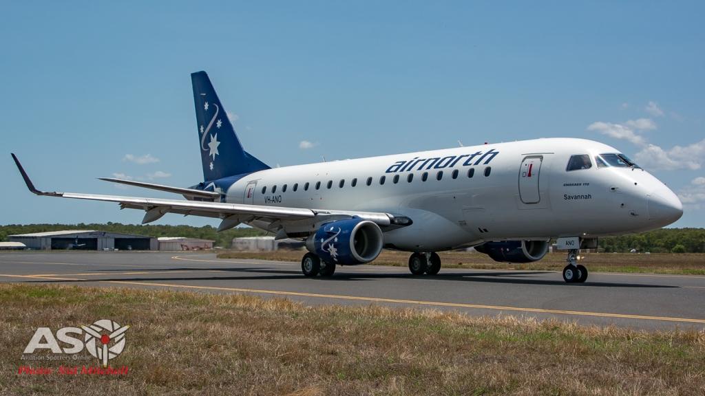 Air North Embraer 170