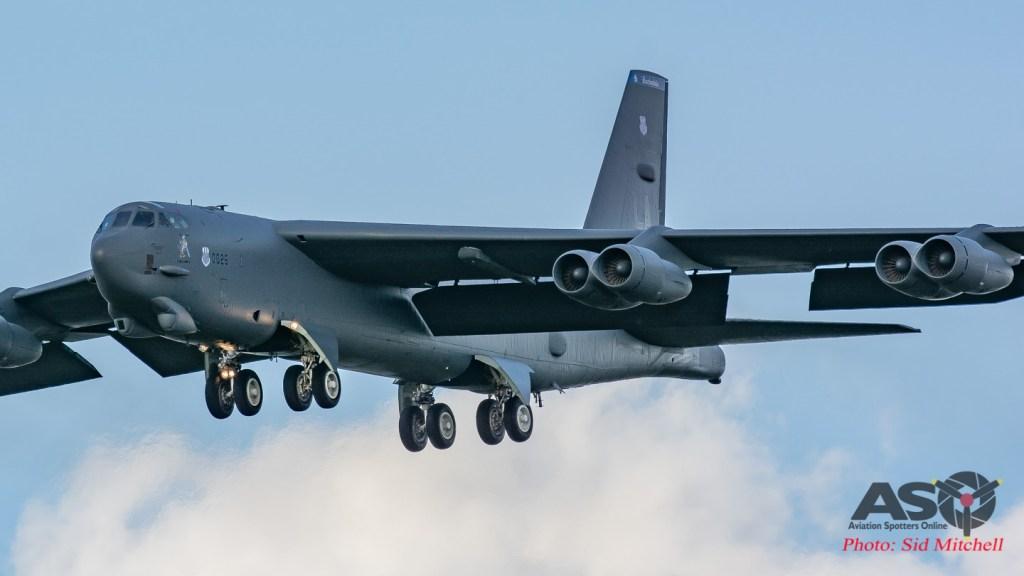 USAF B-52H Stratofortress