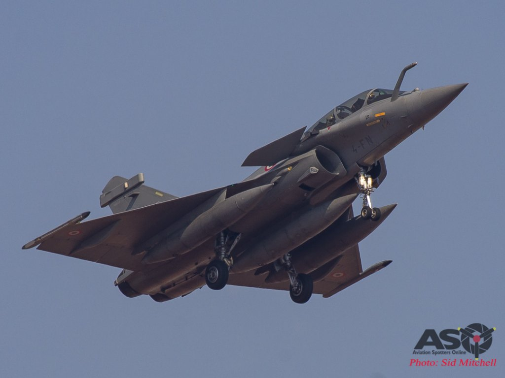 Armee' de L'air (French AF) Dassault Rafale