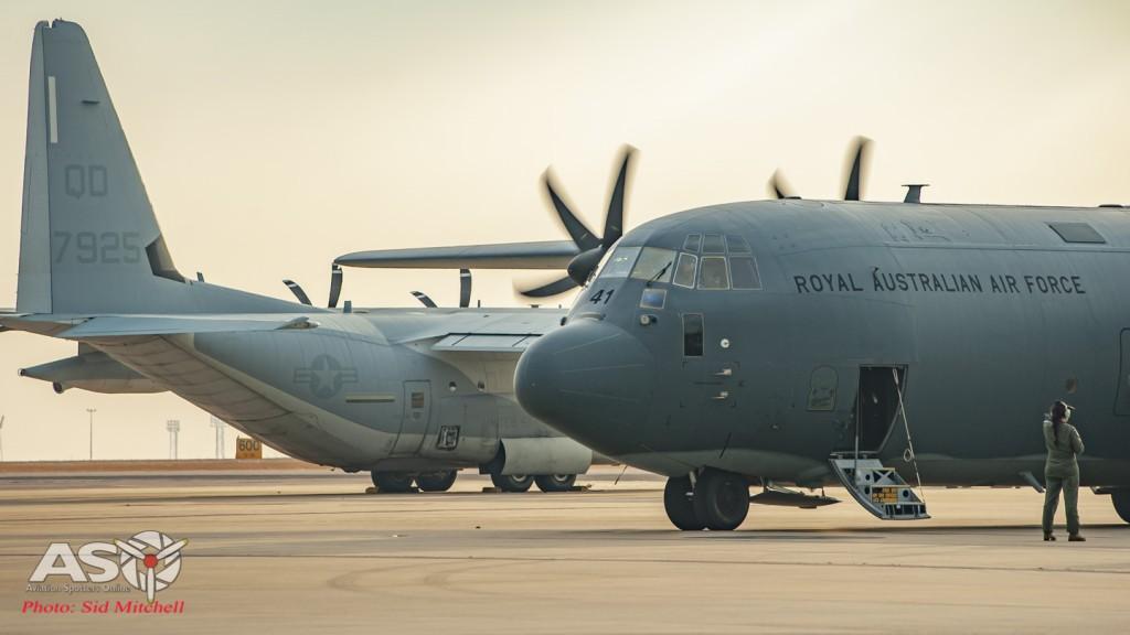 RAAF C-130J A97-441