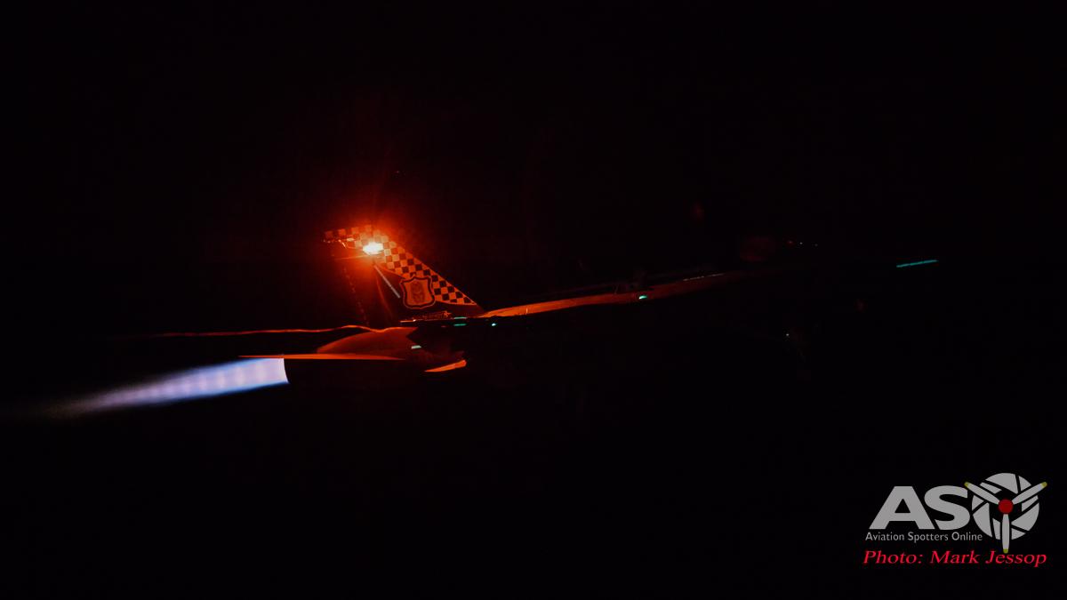 RAAF F/A-18A Hornet Camera: Nikon D5, ISO: 1600, Shutter: 1/250th 5.6f