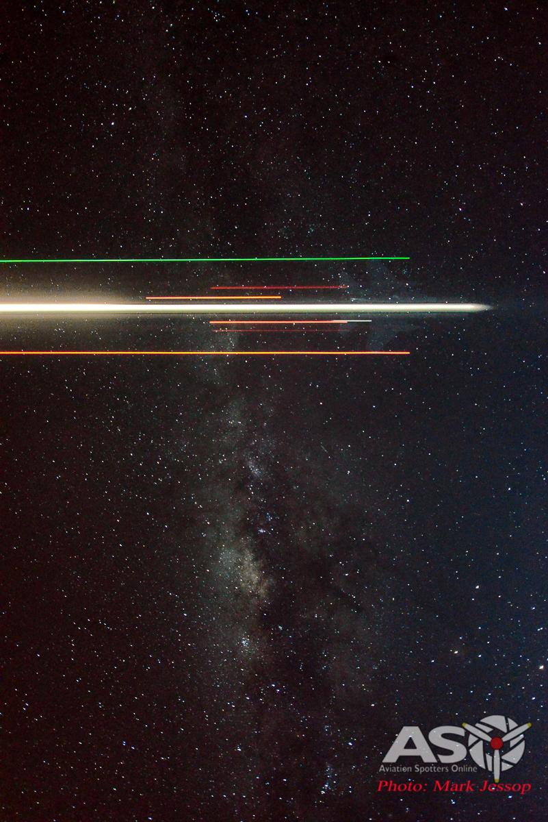 RSAF F-15SG: Nikon D800, ISO: 5000, Shutter: 8 seconds 2.8f 24mm