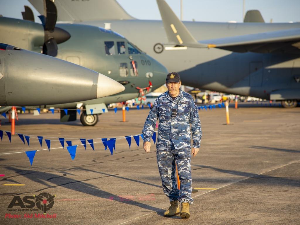 Air Commodore Noddy Sawade