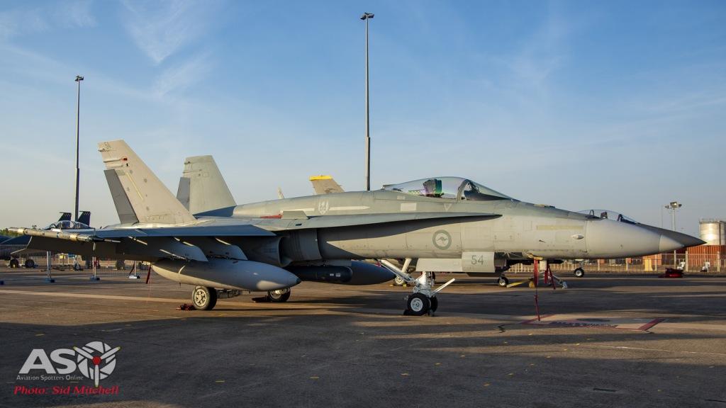 RAAF F/A-18 A