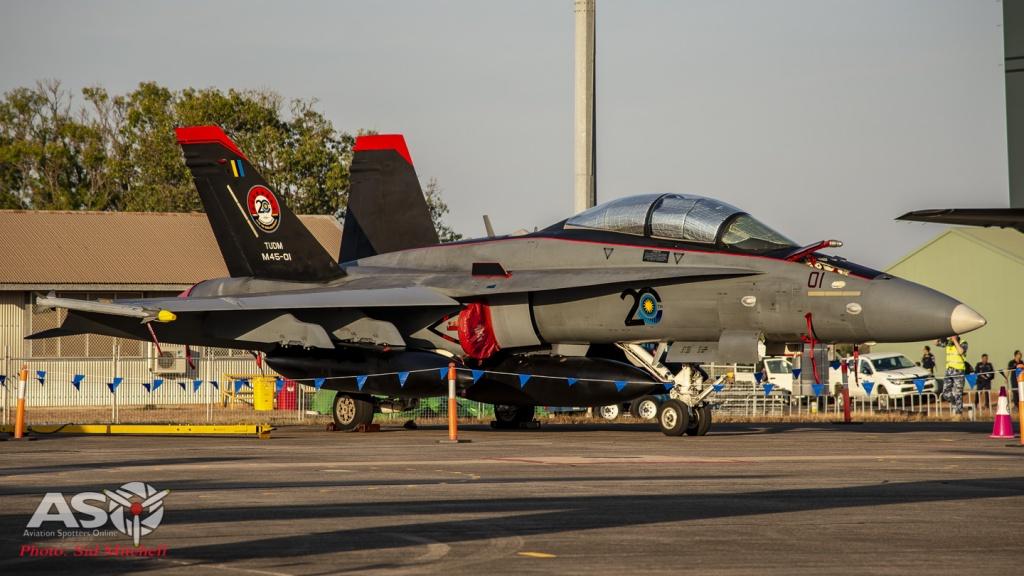 RMAF (TUDM) F/A-18D