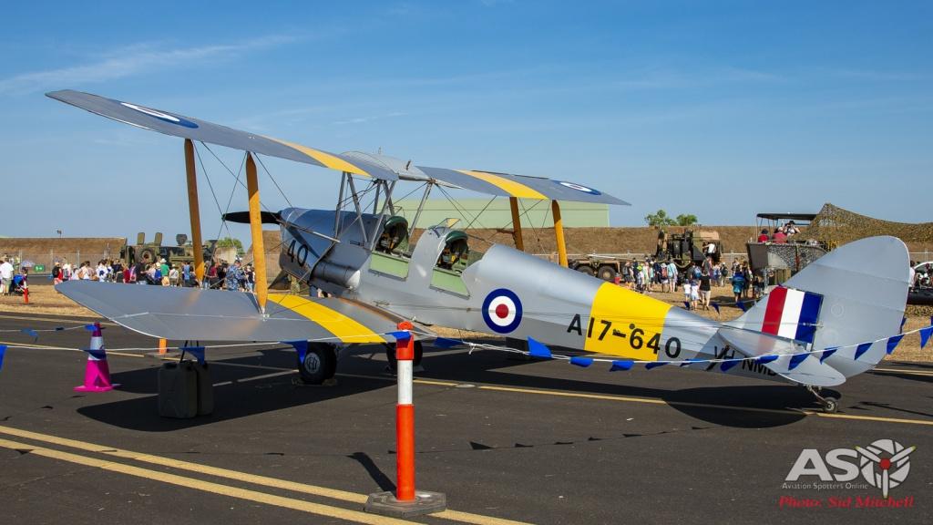 de Havilland Tiger Mothc VH-NMD