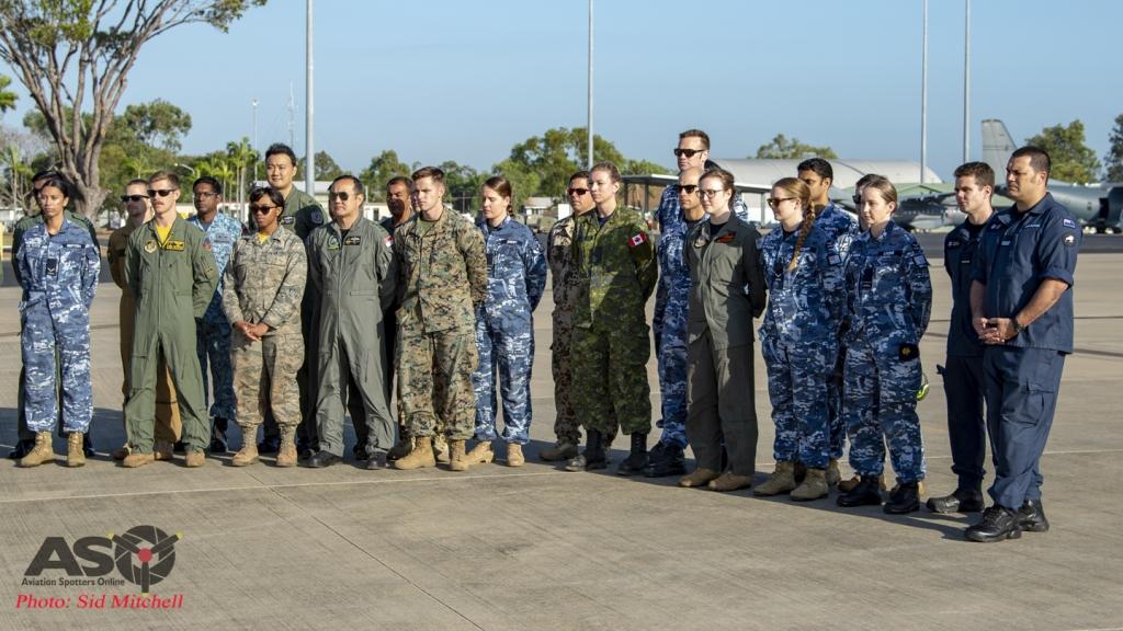 Wrap up RAAF Base Darwin