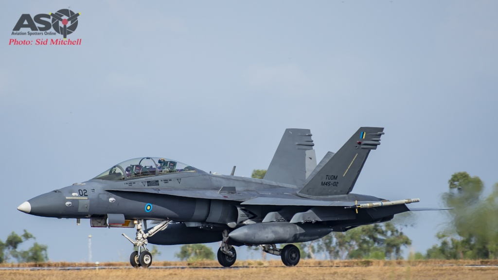 RMAF F/A-18D