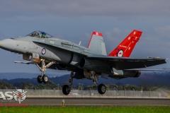 F/A-18A Hornet A21-35 at Avalon