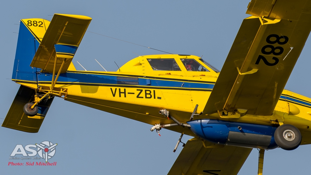 Airtractor 802 VH-ZBI from Aerotech N.T