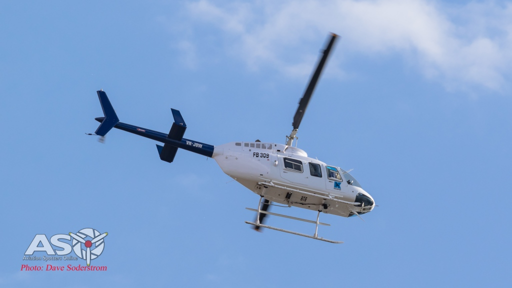 VH-JOW Kestrel Helicopters Bell 206 ASO (1 of 1)
